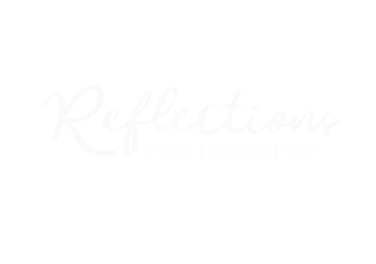 Reflections wedding and portrait photography